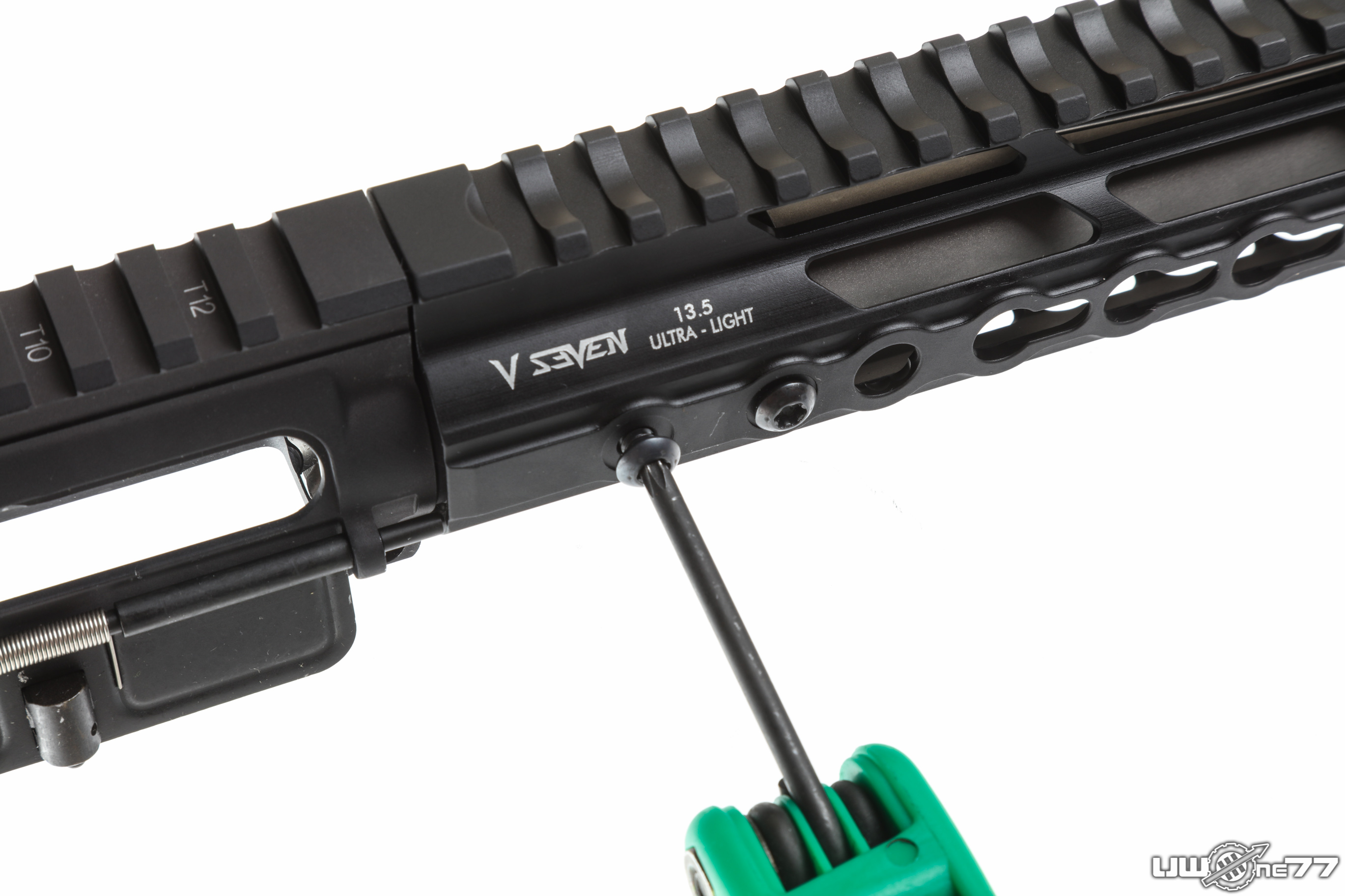 V Seven Ultralight KeyMod Handguard