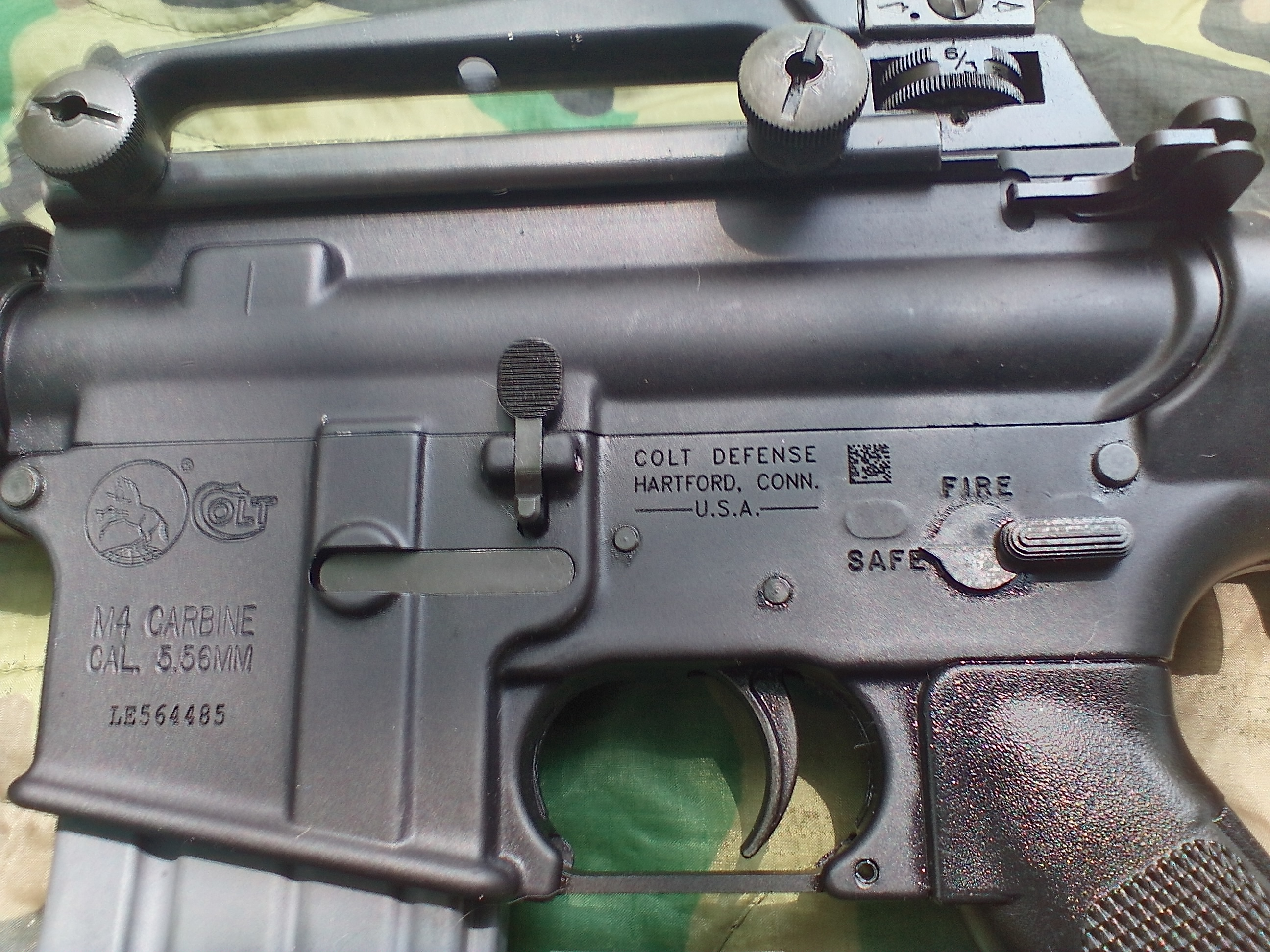 Crappy Colt M4 Lower From Arms Unlimited Ar15com