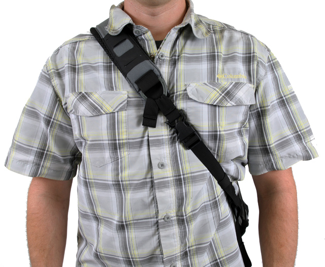 how to carry a sling bag